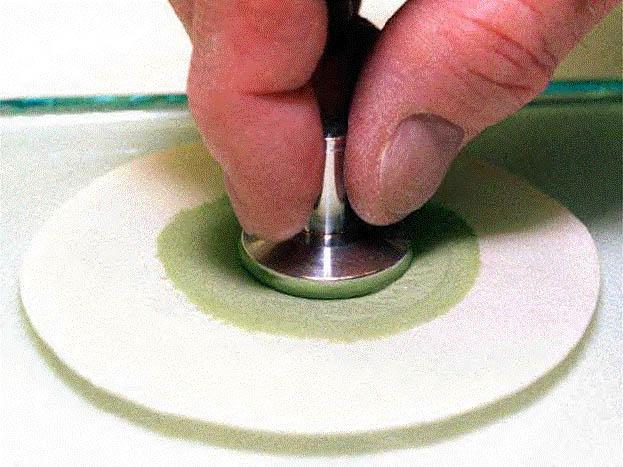 Obsat polissage des miroirs starshine for Polir aluminium miroir